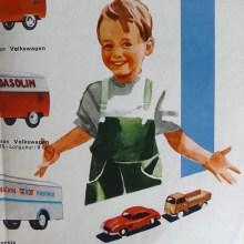 Märklin catalogue avec enfant : quoi de plus beau que mes Märklin ?
