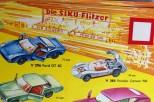 Siku catalogue 1971 Porsche Carrera 6
