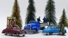 un matin de Janvier 1962 en Forêt Noire : il fait pas chaud