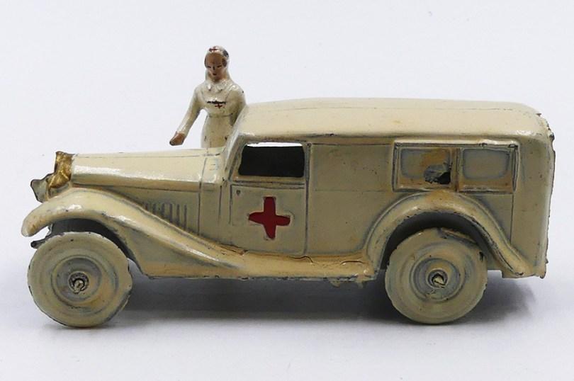 Charbens Bentley fourgon ambulance