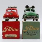 Tekno Mercury avec haut parleur