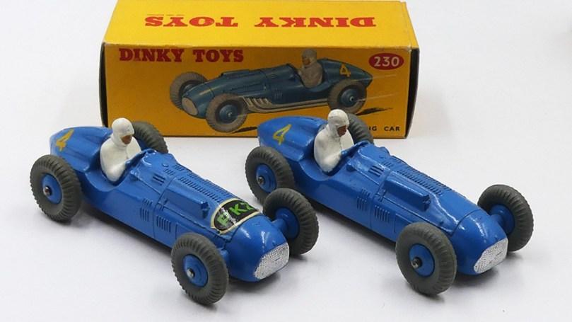 Dinky Toys Grande Bretagne Talbot Lago 4,5L (version PKZ pour le marché Suisse)