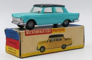 Politoys (plastique) Fiat 1800