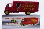 Dinky Toys Guy Otter fourgon Golden Shred