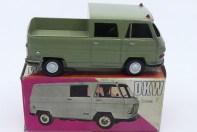 Commando DKW combi cabine double