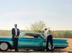 "Frank Vallelonga ""Tony"" le chauffeur du virtuose Dr Shirley dans le film Green book"