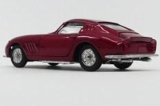 Dinky Toys Ferrari 275GTB rouge métallisé (essai de couleur)