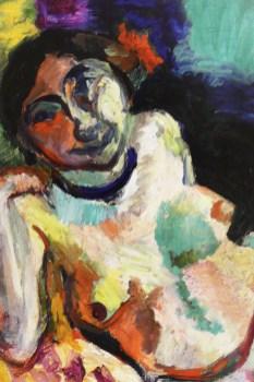 Henri Matisse La gitane 1905