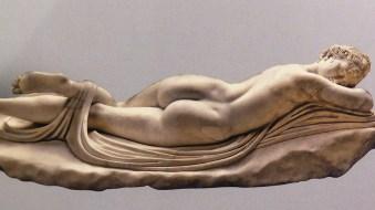 Hermaphrodite d'aprés Polyclès 175 avant J.-C)