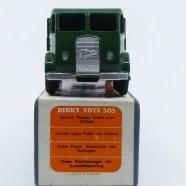 Dinky Toys Foden Mk 1 plateau avec ranchers et chaînes