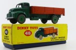 Dinky Toys Leyland Comet ridelles (jante verte)