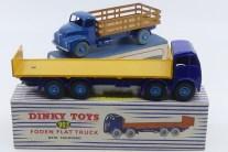 Dinky Toys Foden Mk2 et Leyland comet :