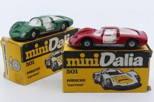 Dalia (Espagne ) 1/60 Porsche Carrera 6