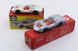 Siku (Allemagne ) 1/60 Porsche Carrera 6 (deux boîtages)