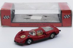 Schuco (Allemagne) 1/42 Porsche Carrera 6 (boîtage américain)
