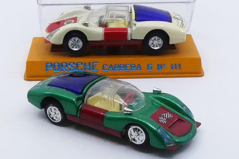 Joal (Espagne) Porsche Carrera 6