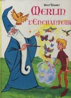 Merlin l'enchanteur Walt Disney