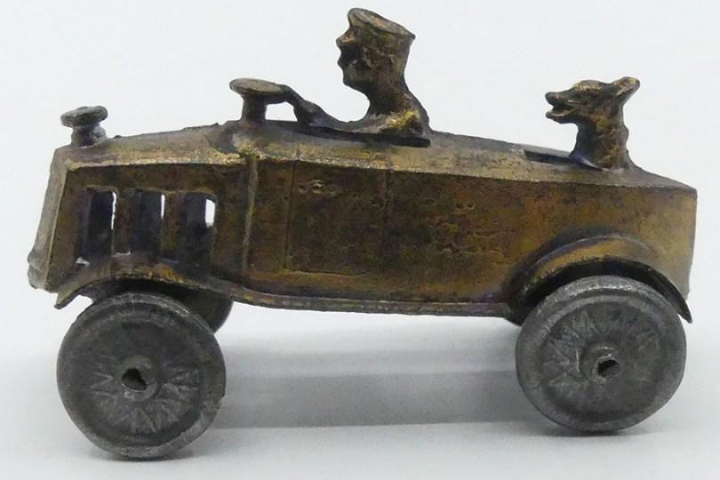 SR Serpolet avec chauffeur et son chien !