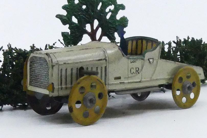 CR auto de course