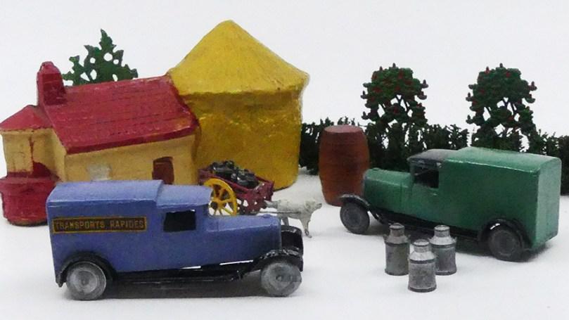 CD Delahaye camionnette Transports rapide
