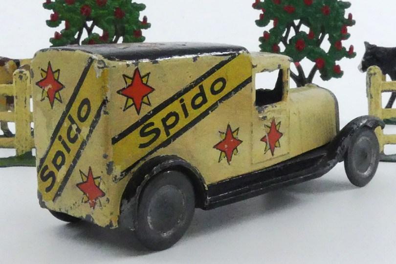 CD Delahaye camionnette Spido
