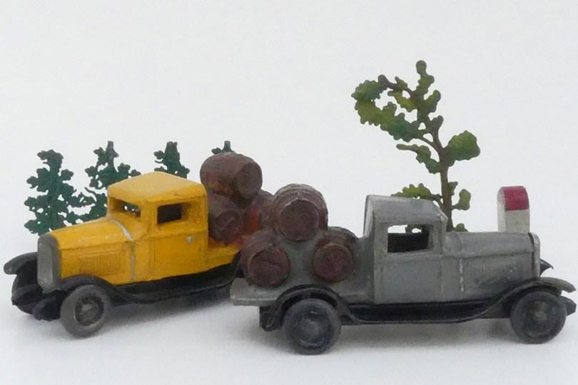 """""""Les jouets Citroën"""" Citroën C4 plateau brasseur"""