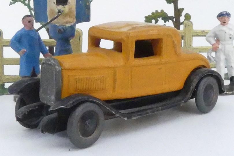 """""""Les jouets Citroën"""" Citroën C4 coupé"""