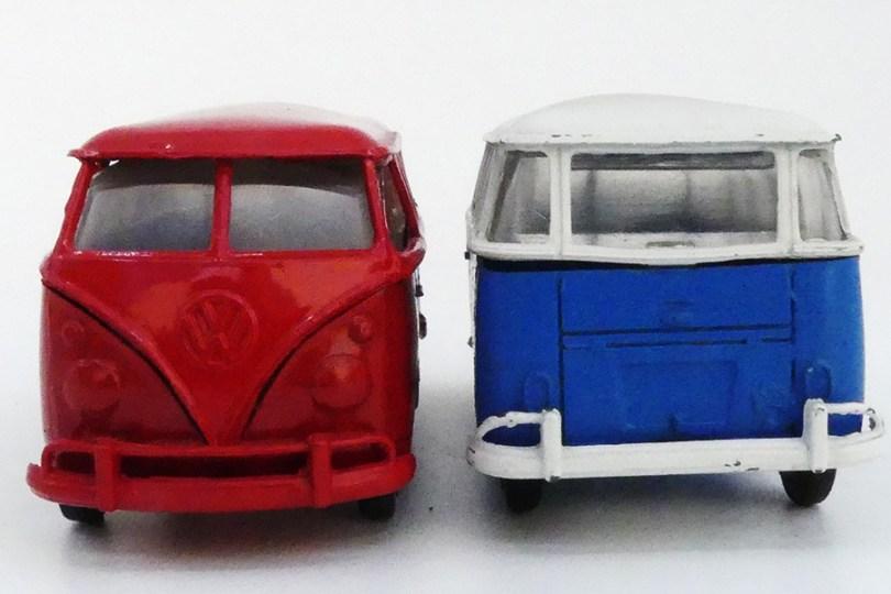Gué (Bresil) Volkswagen minibus
