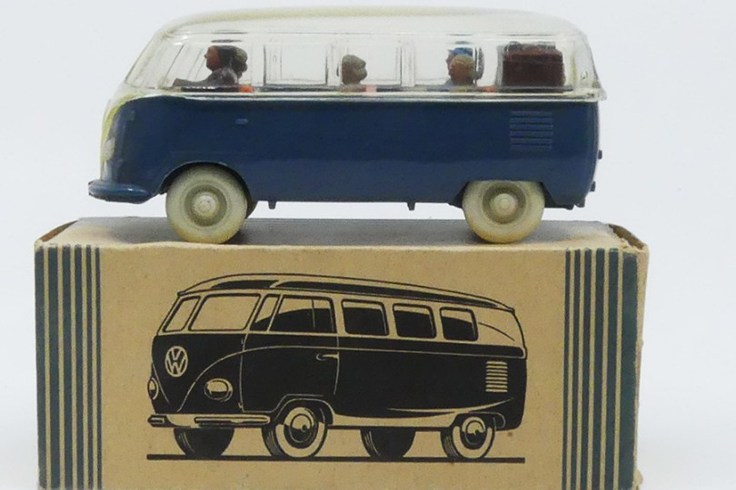 Wiking (Allemagne) VW Kombi type 1 1950 avec vitres pleine
