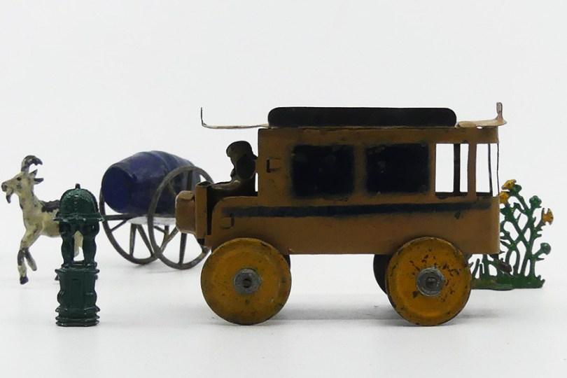 Carrion Petit (C P) De Dion autobus parisien