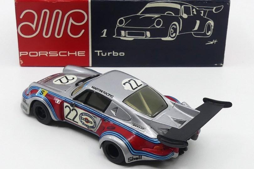AMR Porsche Carrera RSR turbo Martini 2ème Le Mans 1974