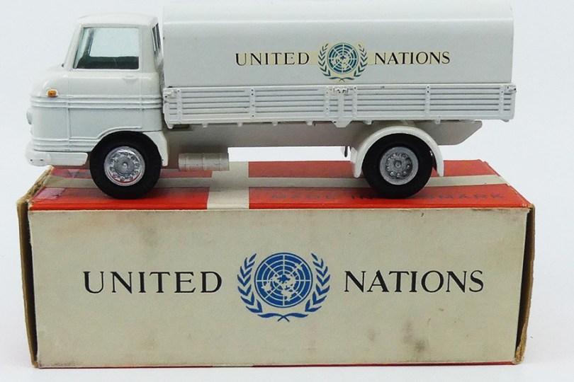 Tekno Volvo express United Nations