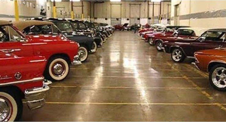 Unbelievable - A man has 5,000 cars worth N2.3 trillion - AUTOJOSH