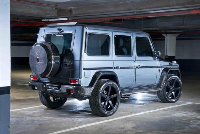 wealthy kids burn N60m benz g wagon