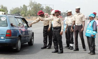 Federal Road Safety Commission FRSC