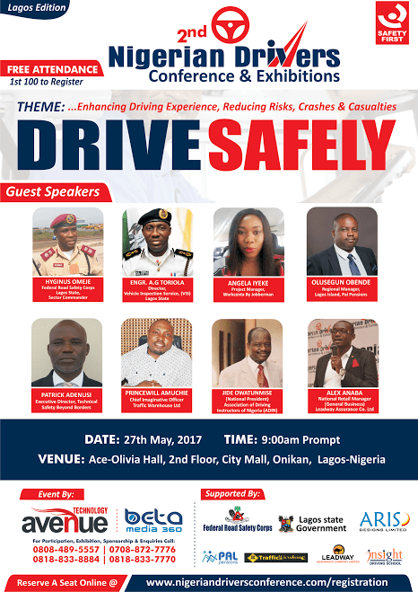 nigerian drivers conference