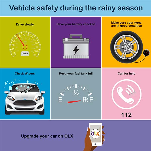Olx Amp Lastma Educate Nigerians On Vehicle Safety During