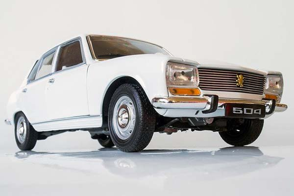 Peugeot 504 Is 50 Years Old Autojosh
