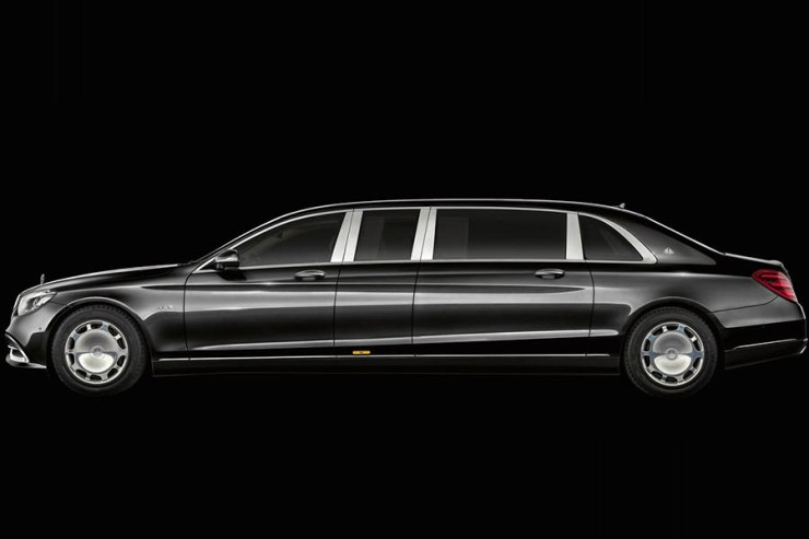 2019 mercedes benz s650 pullman maybach