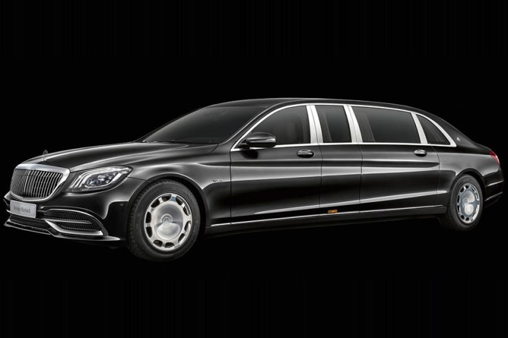 2019 Mercedes Benz S650 Pullman Maybach Is Better Than The Best