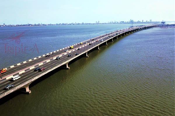 Image result for Third Mainland Bridge nigeria