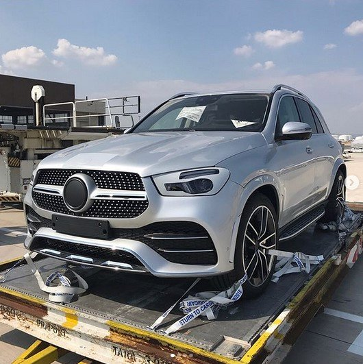 Amazing Pictures Of The 2020 Mercedes Benz GLE