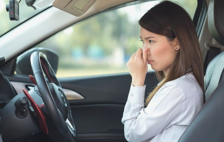 6 Reasons Why Your Car Smells