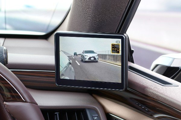 Digital Camera Side Mirrors