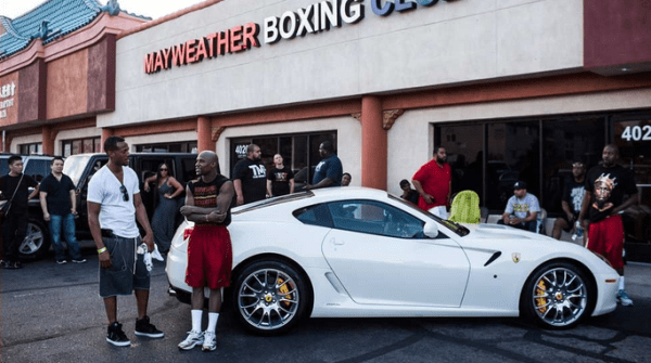 [Photos] Floyd Mayweather's 9 Most Expensive Cars