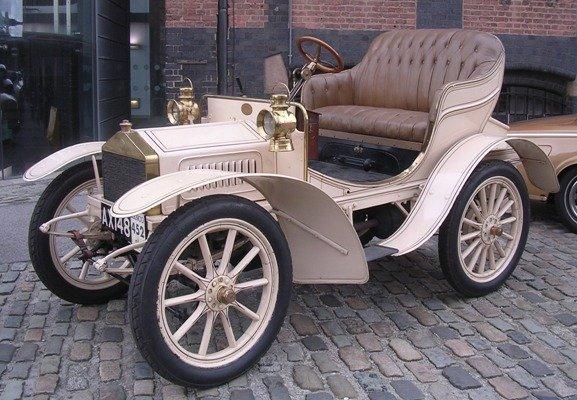 rolls royce 10 hp