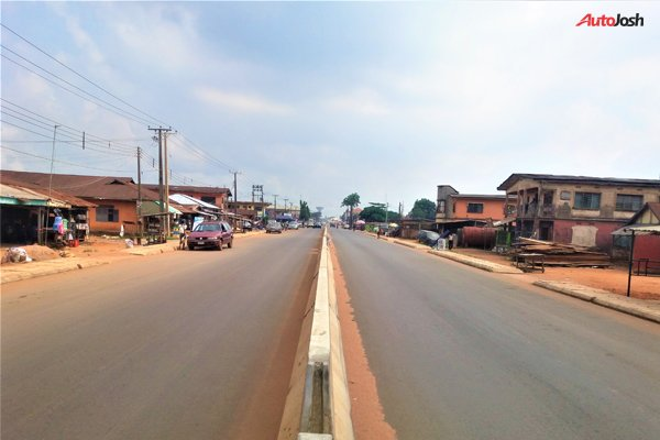 Capital Auto Auction >> See What Governor Obaseki Did At The Popular TV Road In Benin-City (PHOTOS) - AUTOJOSH