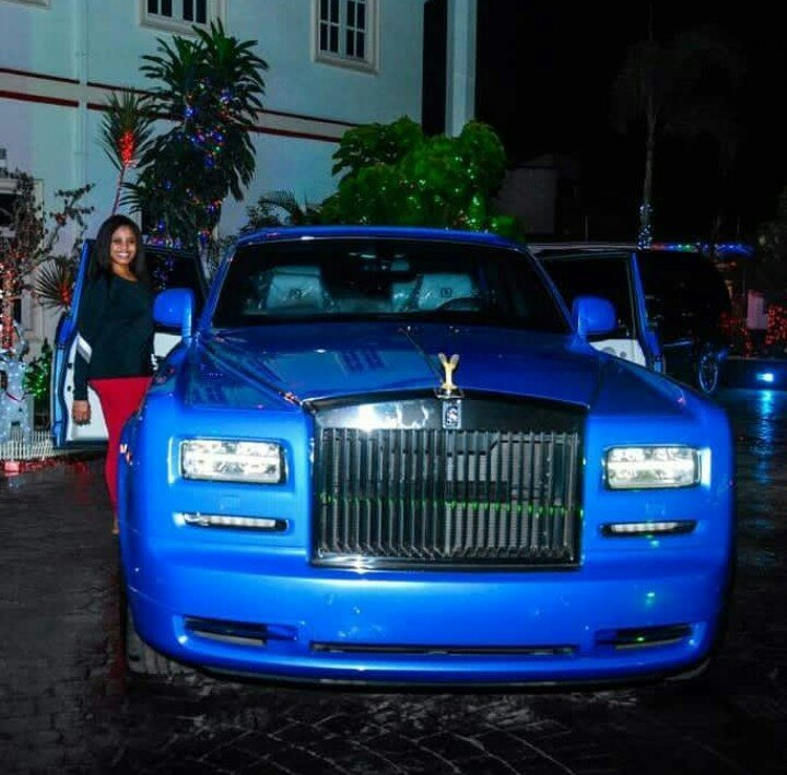 E Money Rolls Royce phantom