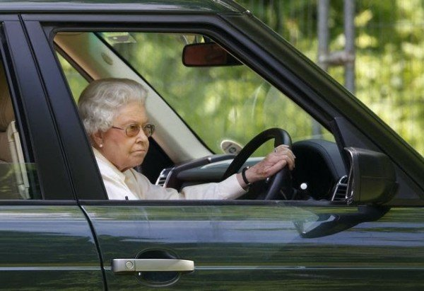 Many Times 92 Year Old Queen Elizabeth Has Been Spotted Behind The Wheels