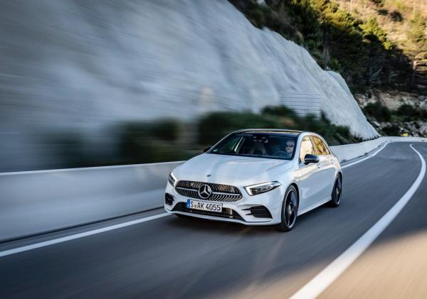 mercedes benz sales report january 2019